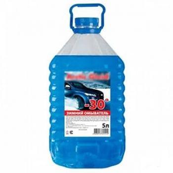 Жидкость стеклоомывающая зимняя 5L -30