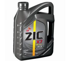 ZIC X7 FE 0W30 (4L) масло моторное!\ GF-5, GM dexos1