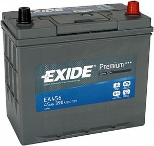 Аккумулятор EXIDE PREMIUM 12V 45AH 390A ETN 0(R+) Korean B1 234x127x220мм 11.9kg